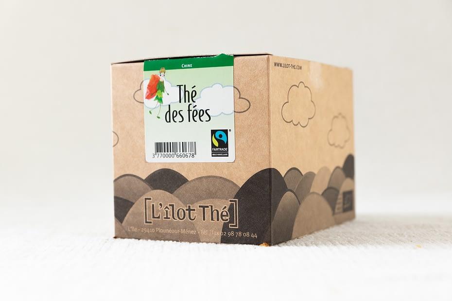thé vert salon Finistère café ty laz